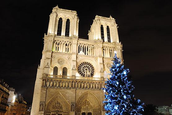 Paris, die Lichterstadt