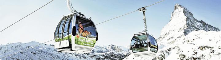 Zermatter Bergwelt