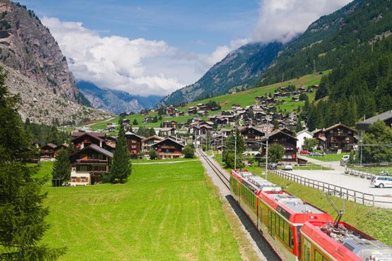 St. Moritz - Zermatt