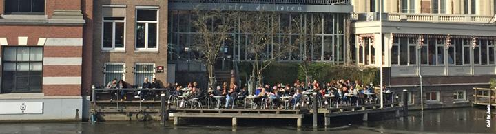 Les cafés d'Amsterdam