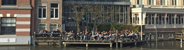 Amsterdamer Cafés