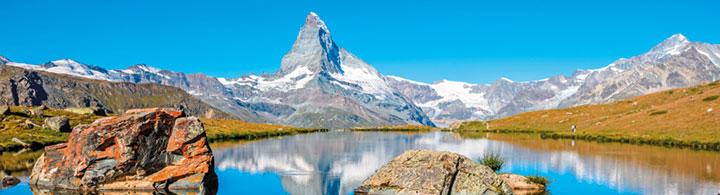 de Coire à Zermatt