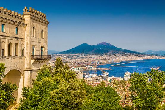 Weitere Pauschalreisen nach Neapel
