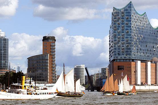 Weitere Pauschalreisen nach Hamburg