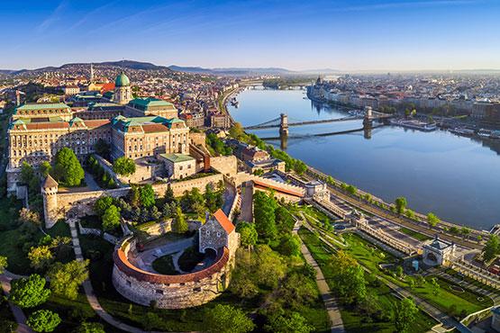 Venise – Budapest – Paris