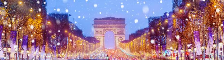 Paris paré pour les fêtes