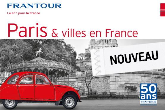 Paris & villes en France