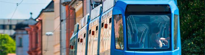 Tram Nr. 19 – im 10-Minuten-Takt durch München