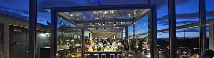 Restaurant Terrazza – une table avec vue