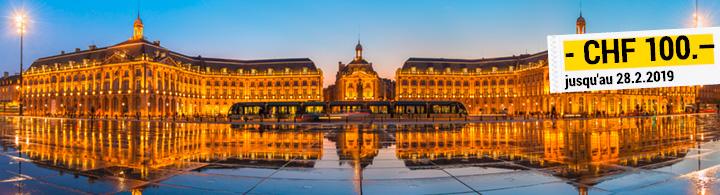 Escapade à Bordeaux
