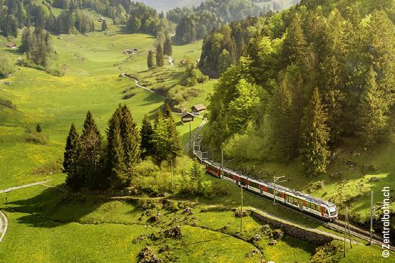Grand Train Tour Classic Jungfrau Spezial