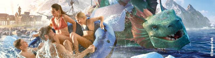 Jetzt eröffnet: Wasserwelt «Rulantica»