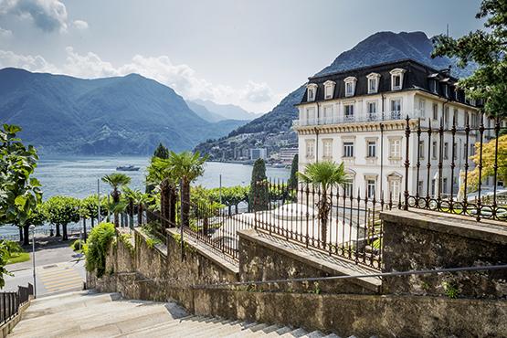 Zusatznacht in St. Moritz oder Lugano