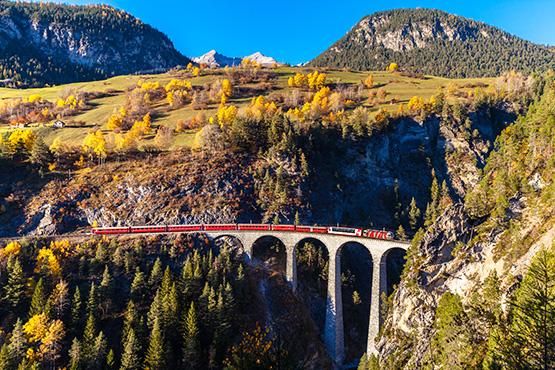 Viaduc de Landwasser – Chemins de fer rhétiques