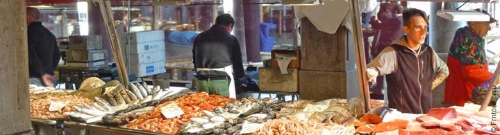 Der Rialto-Markt
