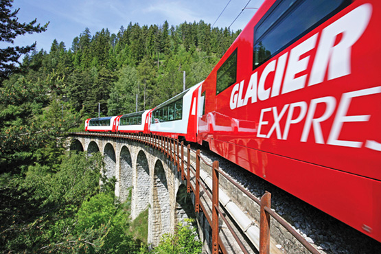 Grand Train Tour – Top Attractions
