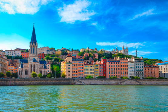 Lyon – Schweiz