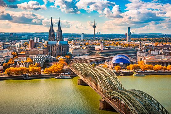 Köln – Schweiz