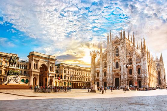 Mailand – Schweiz