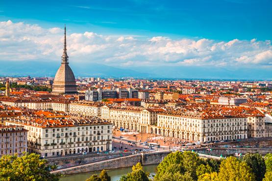Turin – Schweiz