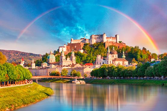 Salzburg – Schweiz