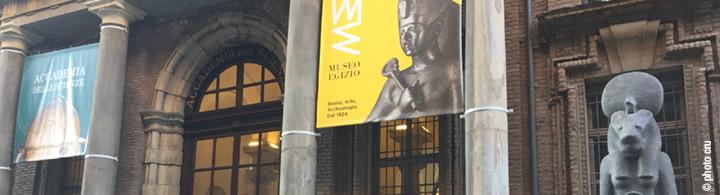 Le musée Egyptien