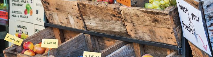 Markt von San Lorenzo
