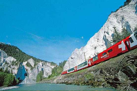 Grand Train Tour – «Classique» avec Jungfraujoch