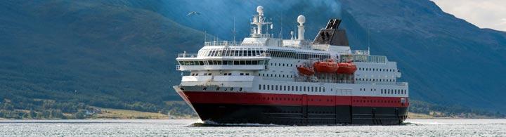 L'Express Côtier Hurtigruten