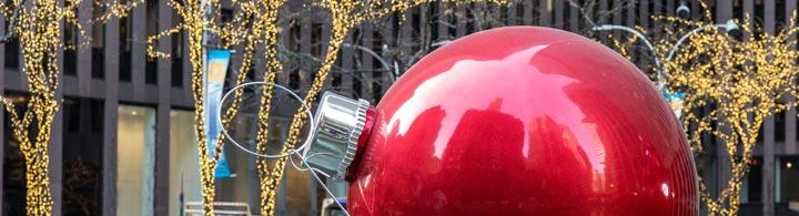 New York City Christmas Shopping