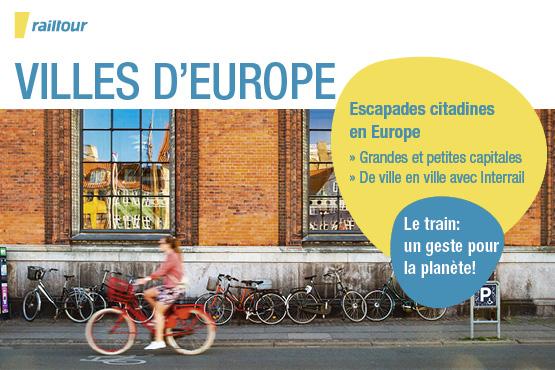 Villes d' Europe