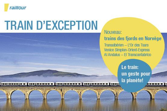Trains d'exception