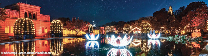 Stuttgart: Advent & Christmas Garden
