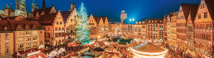 Frankfurt: <br>Advent & Erfolgsausstellung Making Van Gogh