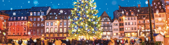 L'Avent à Strasbourg