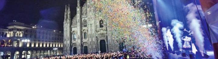 Milan «Capodanno»