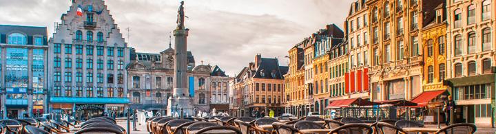 Lille – Weltdesign-Hauptstadt 2020