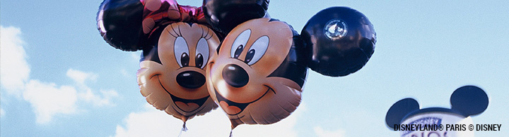 Feiere Mickys 90. Jubiläum in Disneyland® Paris!