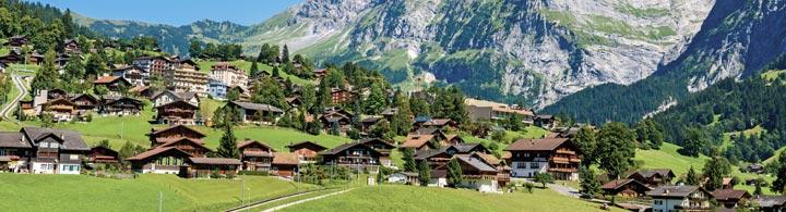 Grindelwald – Ferien am Fusse der Eiger Nordwand