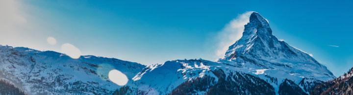 Zermatt - Matterhorn-Sicht inklusive