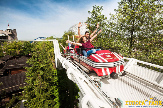 Schweizer Bobbahn