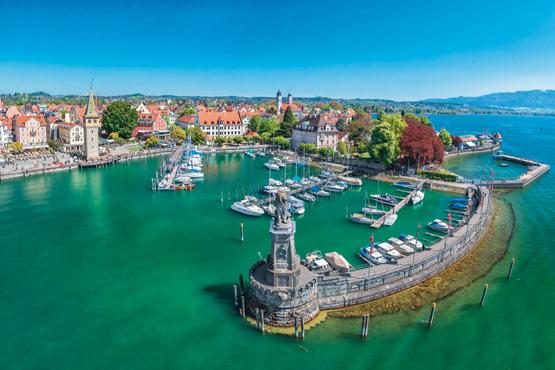 Konstanz – </br>Perle am Bodensee