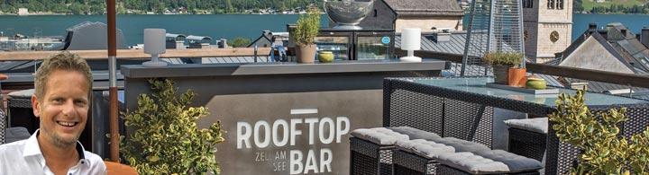 Mike's Tipp: Urbanes Alpenfeeling in Zell am See