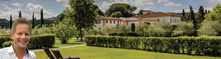 Mike's Tipp:  Florenz in einer toskanischen Villa