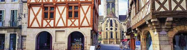 Dijon – Perle des Burgunds