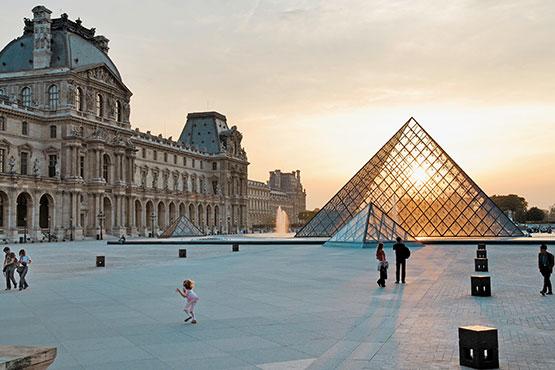 London - Paris - Berlin