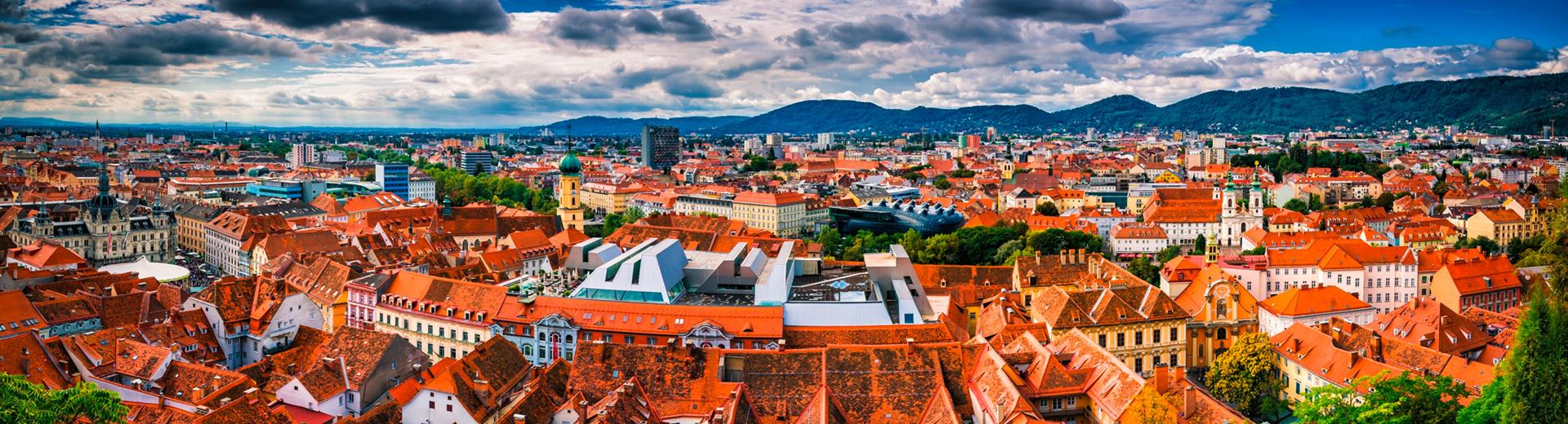Städtereise Graz