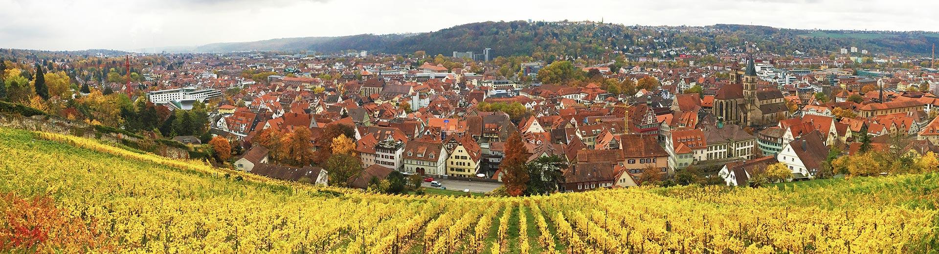 Städtereise Stuttgart