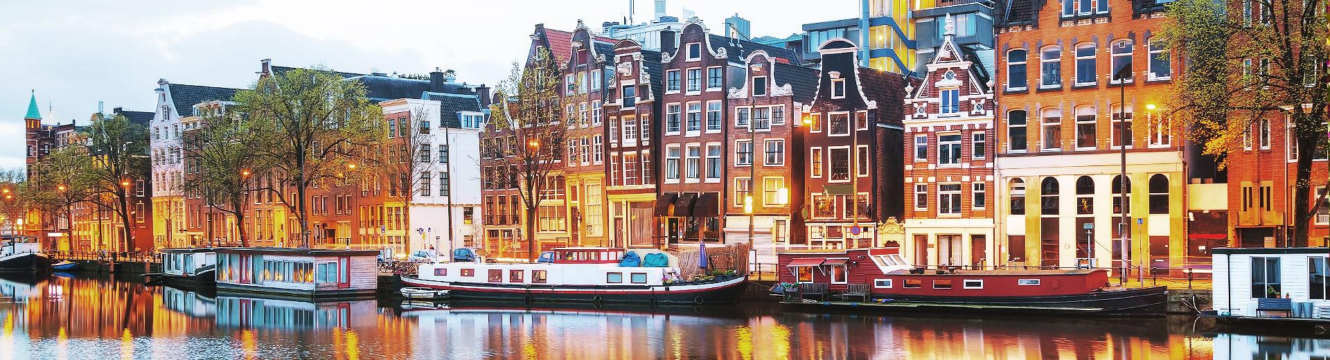 Escapade à Amsterdam
