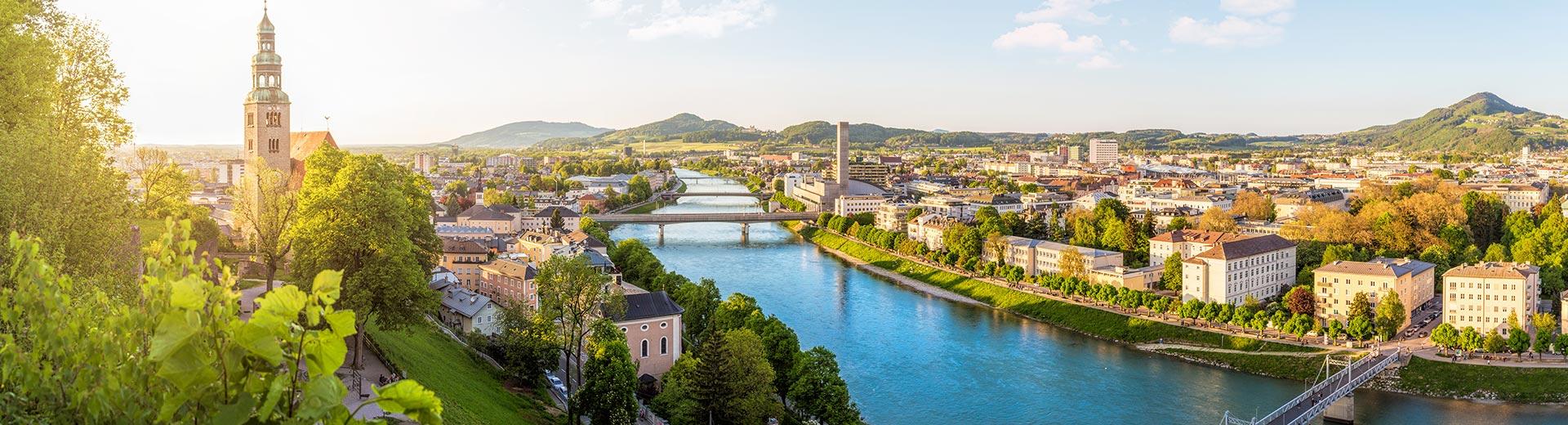 Städtereise Salzburg